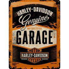 Harley-Davidson-Logo-Vintage-Atelier-Moto-Dealer-Boutique-Schild-331