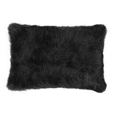 Found it at Wayfair - Belton Faux Fur Lumbar Pillow