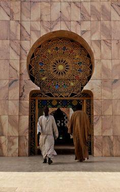 thearabesque:  Great Mosque of Touba, Senegal