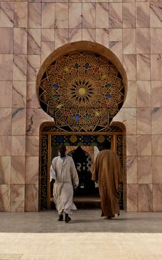 thearabesque:  Great Mosque of Touba, Senegal