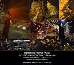 Presentación de trabajos finales Tema: Habitáculo ciclo 2014-I