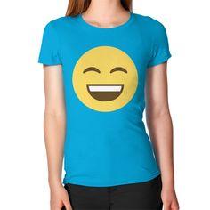 Smiling Emoji Women's T-Shirt
