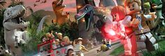 Si vous n'avez pas vu la dernière bande annonce en version originale de Lego Jurassic World mise en ligne jeudi dernier, petite séance de rattrapage avec la version française du trailer qui vient d'être mise en ligne par Warner Bros. Entertainment. Cette énième adaptation Lego sortira en France le 10 Juin prochain sur la quasi totalité des consoles de salon et portables du marché.