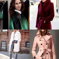 ¿Cómo elegir el abrigo perfecto? http://tuasesordeimagen.es/como-elegir-el-abrigo-perfecto/