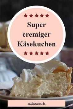 Dairy, Cheese, German, Drinks, Blog, Photography, Fruit Pie, Best Cheesecake, Cherry Cake