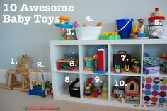10 Favorite Baby Toys