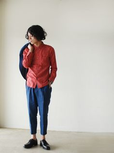 【楽天市場】【30%off】KATO`BASIC カトーベーシック ドット ボタンダウンシャツ・bs310132(全3色)(S・M・L)【2013春夏】Crouka LR(クローカ エルアール)
