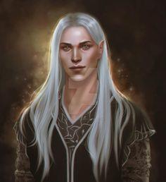 Tolkien, O Silmarillion, Fantasy Male, Elves Fantasy, Morgoth, Forest Elf, Dark Elf, Tumblr, Middle Earth