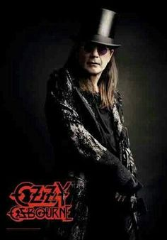 Ozzy Osbourne..........