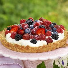 Gluten Free Baking, Vegan Baking, Swedish Recipes, Sweet Recipes, Best Summer Desserts, Baking Recipes, Dessert Recipes, Food Porn, English Food