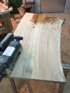 Sanding after epoxy 1