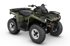 2017 Can-Am OUTLANDER DPS 450 for sale in Clarkston, WA | Mac's Cycle (866) 835-0532