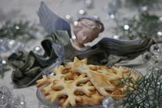 Sablés de Noël salés à la pomme de terre