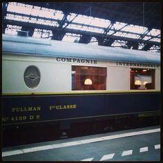 #Orrient_Express #Gare_de_Lyon #Paris