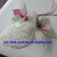 Oya Turkish needle lace
