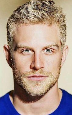 Beautiful Men Faces, Gorgeous Men, Hairy Men, Bearded Men, Side Part Mens Haircut, Ginger Men, Blonde Guys, Pretty Men, Hair And Beard Styles