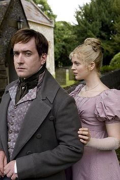Arthur Clennam and Pet Meagles in Little Dorrit. Best Period Dramas, British Period Dramas, Elizabeth Gaskell, Charlotte Bronte, Jane Austen, Nicholas Nickleby, Little Dorrit, Masterpiece Theater, Bbc Drama