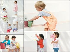 Petit Bateau - dětská kolekce