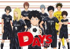 "Yasuda Tsuyoshi ""DAYS"" is TV animated! Animation production is MAPPA, director…"