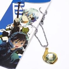 Onecos Sword Art Online SAO Necklace Cosplay New * Click image for more details.