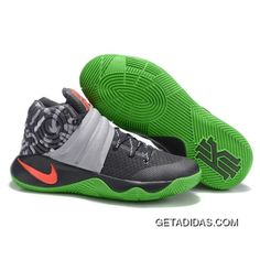 newest 9bbfe 2135a Nike Kyrie 2 Sneakers Grey Green Basketball Shoes Copuon Code, Price    98.43 - Adidas Shoes,Adidas Nmd,Superstar,Originals