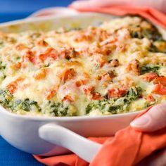 Eens iets anders dan de traditionele lasagne