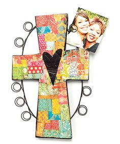 This Cross Photo & Memo Holder by DEMDACO is perfect! #zulilyfinds