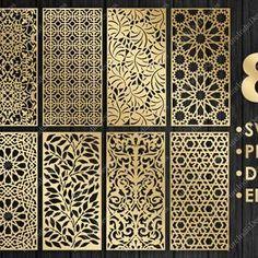 9 Pcs bundle partitions room divider files vector panel | Etsy Autocad, Wood Panel Walls, Panel Wall Art, Mandala Arabe, Decorative Screen Panels, Decorative Metal, Room Deviders, Silhouette Cameo, Laser Cut Stencils