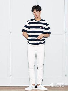 Park Bo Gum for TNGT x ALLETS