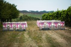 Lovebird Productions: Lovely Wedding & Relationship Blog: Rustic Pink Military Wedding at French Valley Vineyards
