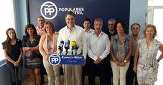 MOTRIL. La presentación de candidaturas a la presidencia local del Partido Popular en Motril finalizó el pasado 28 de junio. Carlos Rojas es el único candidato a presidir el