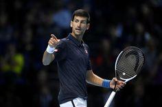 Điểm tin sáng 16-11: Hạ Raonic Djokovic vào bán kết ATP Finals