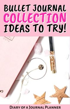 The ultimate list full of 100  bullet journal collection ideas! You are sure to find the perfect ideas to include in your next bullet journal spread! #bujo #bulletjournal #bulletjournalcollection #bulletjournalideas #bulletjournallover #planneraddict Bullet Journal Printables, Bullet Journal Spread, Bullet Journal Inspiration, Bujo, Collection, Ideas