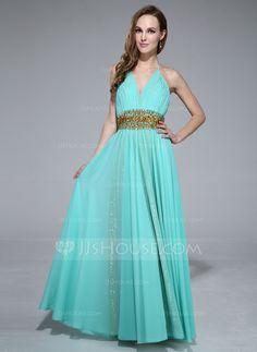 Prom+Dresses+-+$142.99+-+A-Line/Princess+Halter+Floor-Length+Chiffon+Prom+Dress+With+Ruffle+Beading+Sequins+(018042703)+http://jjshouse.com/A-Line-Princess-Halter-Floor-Length-Chiffon-Prom-Dress-With-Ruffle-Beading-Sequins-018042703-g42703