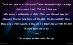 Mary Vishous Hurt You BDB Black Dagger Brotherhood