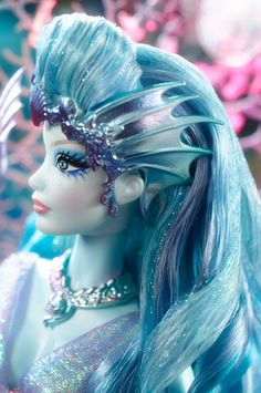Water Sprite Barbie Doll