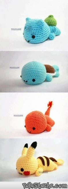 Cute pokemon crafts