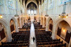 St. Dominic's Church Ceremony