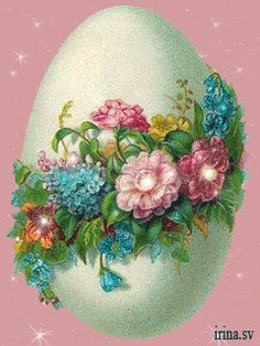 HAPPY EASTER ♡♥♡ Ostern Wallpaper, Holiday Gif, Easter Illustration, Boyfriend Crafts, Easter Pictures, Spring Projects, Easter Parade, Valentine's Day Diy, Vintage Easter