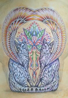 Artist Bennett Klein. Colourist Sarah Hunter.