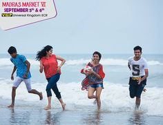 Bored of the crowded Marina and Besant Nagar beaches? Looking to hangout with your family or friends at a Serene, calm, clean beach in Chennai? Head to Madras Market this weekend! Shop till you drop, eat till your stomach says enough and indulge in some games and music #MadrasMarket #Madras #ShoppingFest #FullHouseEntertainment #Fun #Entertainment #Food #Music
