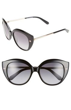 4198b40855 kate spade new york  kaelee  55mm retro sunglasses available at  Nordstrom Kate  Spade