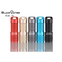 Black Water Kite.Al XP-G2 130LM USB Recharger Mini LED Flashlight