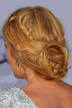 debs hair styles hairstyles on bridesmaid hairstyles 3498