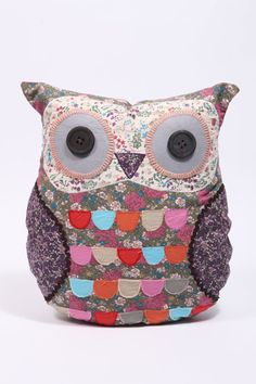 Owl pillow from Urban Outfitters