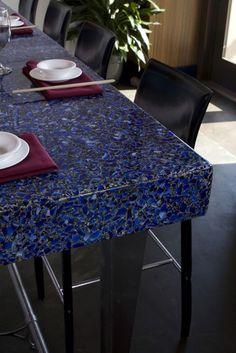 Vetrazzo Installed - - kitchen - austin - by Dorado Stone Distributors