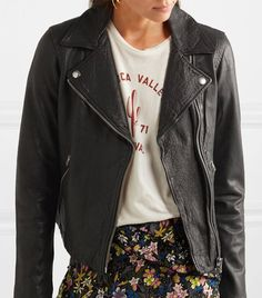 No wardrobe is complete without one. Read about this staple biker-girl item and shop our picks!