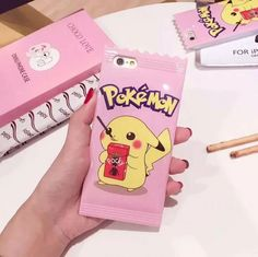 ❤ Blippo.com Kawaii Shop ❤ — syndromestore:   Pikachu iPhone Phone Case
