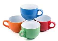 Calling all coffee drinkers? You can get this Set of 4 18 oz. Wide-Mouth Soup & Cereal Ceramic Coffee Mugs for only $8.95 (Reg. $39.95)!   Click the link below to get all of the details  ► http://www.thecouponingcouple.com/set-of-4-18-oz-wide-mouth-soup-cereal-ceramic-coffee-mugs-only-8-95-reg-39-95/