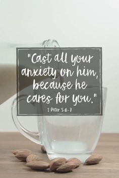 These 10 Bible verses for anxiety are a must-read if you're struggling and feeling overwhelmed with worry, doubt or fear.